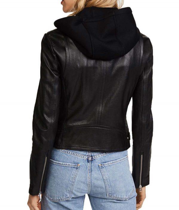 Black Siren Motorcycle Jacket