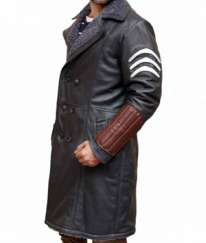 Captain Boomerang Suicide Squad Coat
