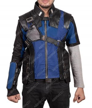 Captain America Hawkeye Jacket
