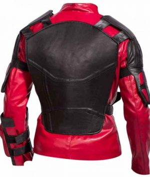 Deadshot Will Smith Suicide Squad Leather Jacket