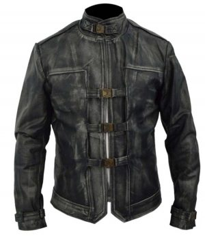 Dishonored Death Of Outsider Brown Leather Jacket