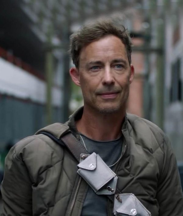 The Flash S06 Jacket