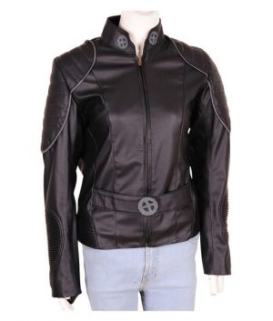 X-Men The Stand Halle Berry Ororo Munroe Black Jacket