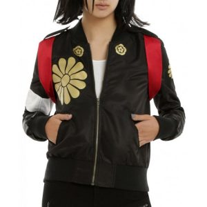 Katana Suicide Squad Black Jacket