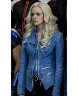 Killer Frost Season 4 Denim Jacket