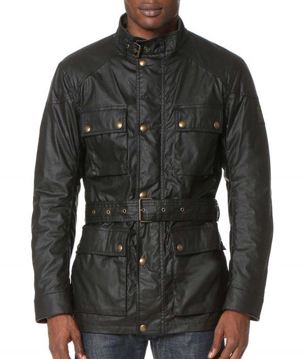Oliver Black Roadmaster Arrow Jacket