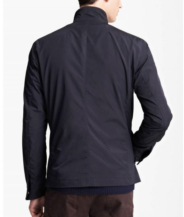 Oliver Navy Blue Field Jacket