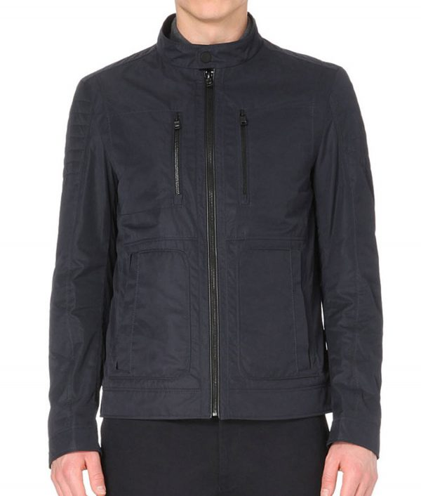 Oliver Zip Shell Jacket