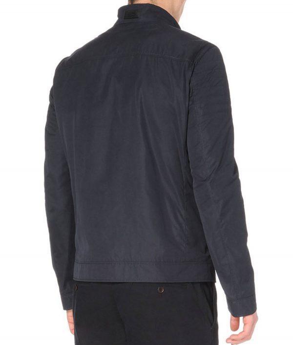 Oliver Zip Shell Arrow Jacket