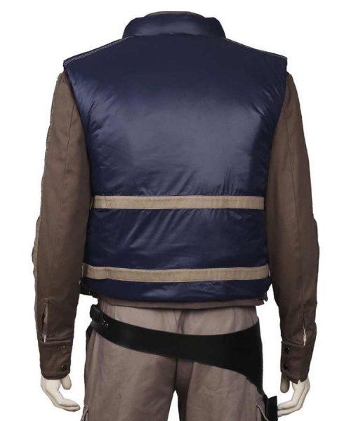 Rogue One A Star Wars Story Diego Luna Captain Cassian Andor Pilot Vest