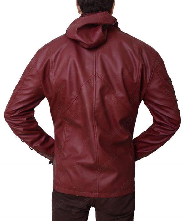 Roy Harper Red Arrow Arsenal Jacket