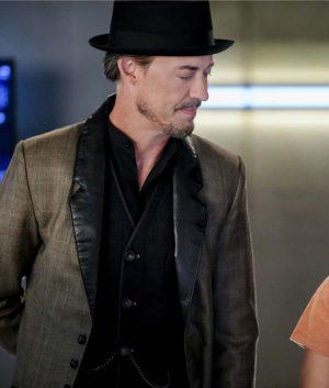 The Flash S05E3 Sherloque Wells Blazer