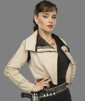 Solo A Star Wars Story Qi'ra Jacket