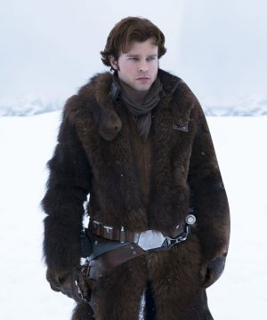 Solo A Star Wars Story Fur Coat