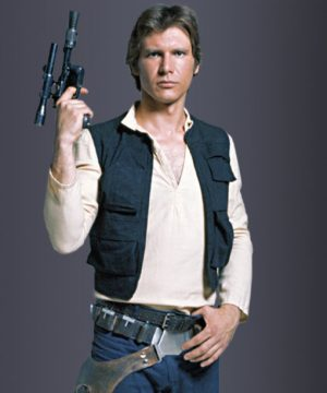 Star Wars A New Hope Han Solo Vest