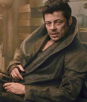 Star Wars Benicio Del Toro Coat