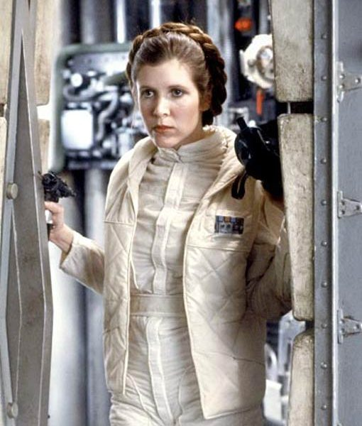 Star Wars Princess Leia Hoth Vest