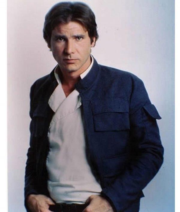 Star Wars Empire Strikes Back Han Solo Bespin Jacket