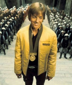 Star Wars Luke Skywalker Yellow Jacket