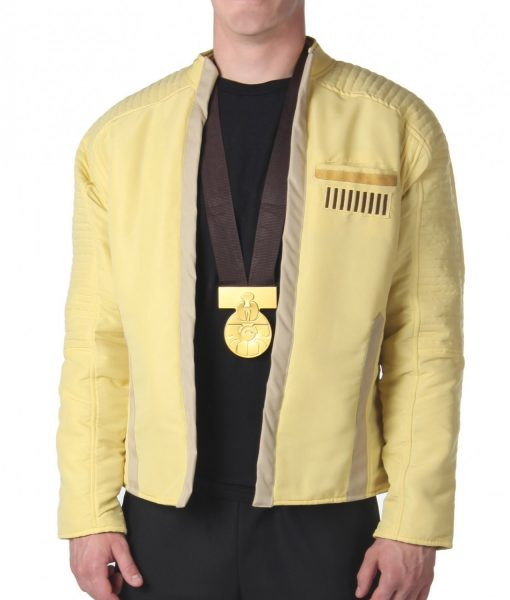 Star Wars Luke Skywalker Yellow Ceremonial Jacket
