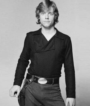 Star Wars Return Of The Jedi Luke Skywalker Black Jacket