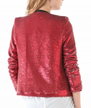 Taylor Swift Sequin Jacket