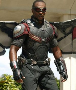 The Falcon And The Winter Soldier Anthony Mackie Falcon Vest