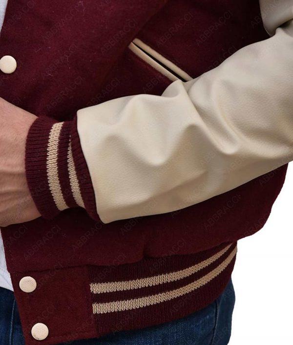 The Flash Letterman Jacket