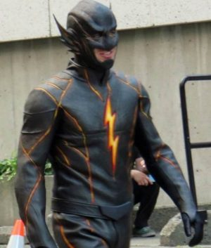 The Flash Rival Leather Jacket
