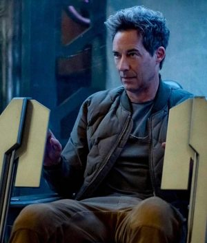 Eobard Thawne The Flash S06 Jacket