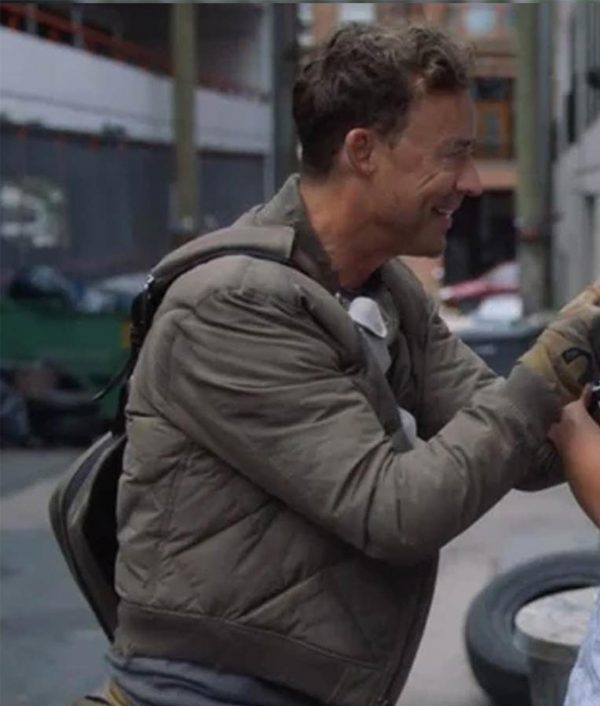 The Flash S06 Eobard Thawne Jacket