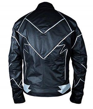 The Flash Hunter Zolomon Zoom Black Jacket