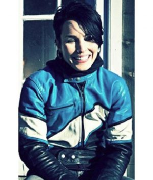 The Girl With The Dragon Tattoo Rooney Mara Lisbeth Salander Motorcycle Jacket