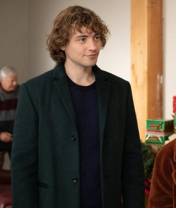 The Knight Before Christmas Josh Whitehouse Coat