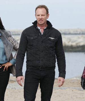 The Last Sharknado Its About Time Fin Jacket