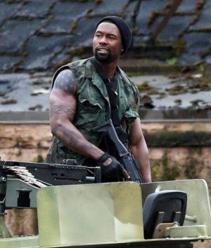 The Predator Trevante Rhodes Vest