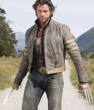 Wolverine X-Men Origins Jacket