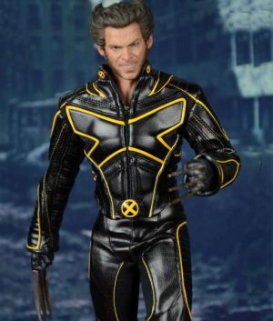 Wolverine X-Men The Last Stand Motorcycle Jacket