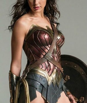 Wonder Woman Princess Corset