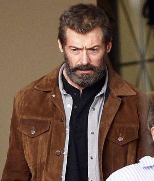 X-men Hugh Jackman Logan Jacket