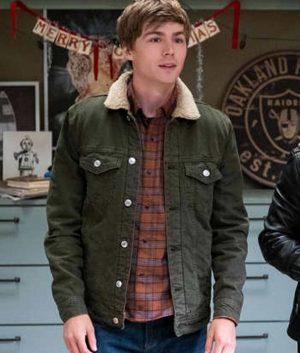 Miles Heizer Jacket