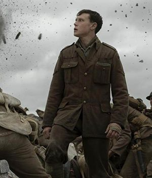 George MacKay 1917 Jacket