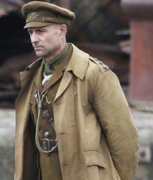 1917 Movie Mark Strong Coat