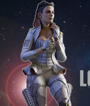 Apex Legends Season 05 Loba New Jacket