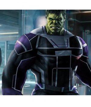 Avengers Endgame Hulk Jacket