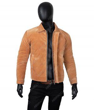 Brown Leather The Last Of Us Part II Joel Jacket