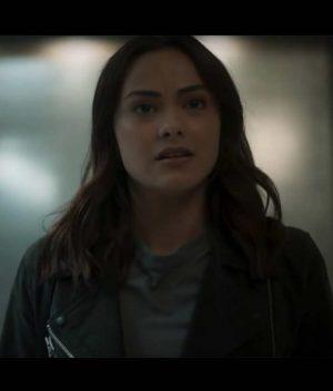 Dangerous Lies Katie Leather Jacket