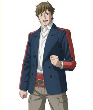 Case File No 221 kabukicho John H. Watson Jacket