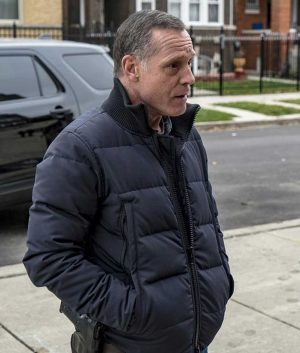 Hank Voight Chicago P.D. S07 Jacket
