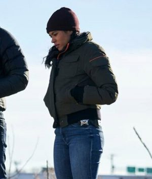 Vanessa Rojas Chicago P.D. S07 Jacket